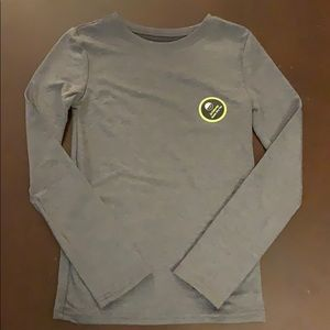 Boys DriWorks Compression Long Sleeve Shirt